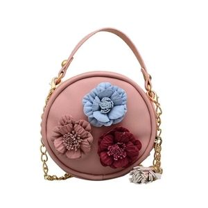 (FLOWER GIRL) Mini Purse
